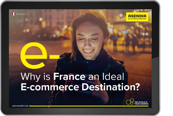 Ebook_France_Why France is an ideal E-commerce Destination
